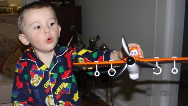 Missing: Police continue to search for three-year-old William Tyrell, last seen at his grandmother's house in Kendall.