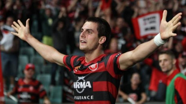 Wanted Wanderer: Western Sydney's Tomi Juric.