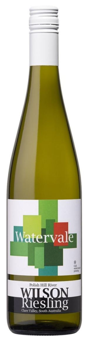 Powerful aromatic wine: Wilson Watervale Riesling 2014.