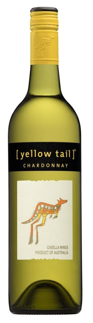 Smart wine: Yellow Tail Chardonnay 2014.