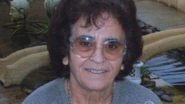 Lucia Armenta, whose remains were found in a barrel 21 months after her disappearance.