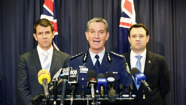 "NSW Police Commissioner Andrew Scipione has announced Operation Hammerhead, a ""high visibility"" operation that will ..."