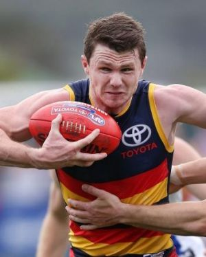 Patrick Dangerfield is adamant the players played no part in Sanderson's demise.