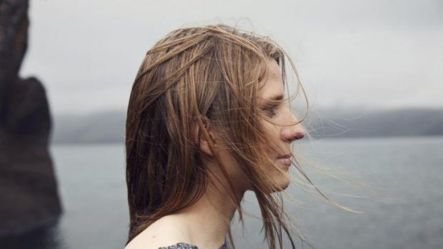 Solo: Marketa Irglova looks outwards on her second solo album, <i>Muna</i>.