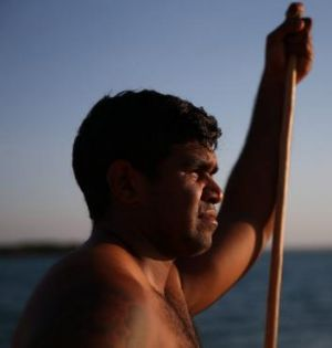 """Home is where the heart is. I just miss it"": Gapirri Yunupingu."
