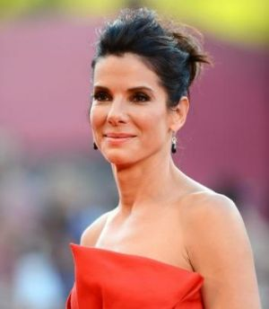 Scary moment ... An intruder allegedly broke into Sandra Bullock's house in June and made it into her bedroom as she slept.
