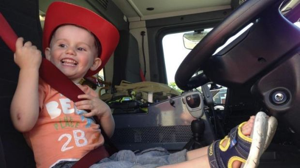 """We pray and hope that our 'firefighter William' comes home soon,"" William Tyrel''s parents wrote in a letter thanking ..."