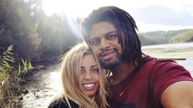 """The real girl: """"With Amy, it's real,"""" says Jamal Idris. """"She is real and has always been there for me."""""""