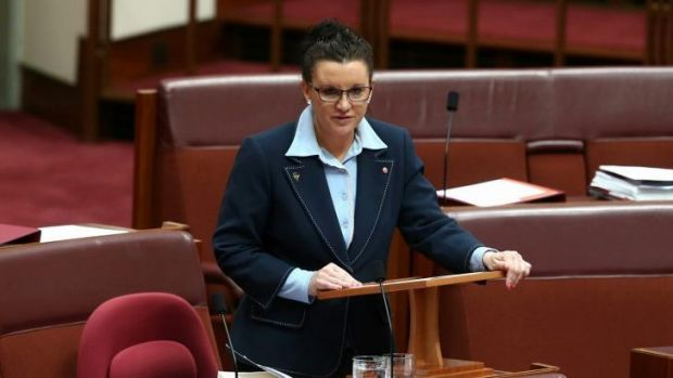 "Jacqui Lambie ""deeply insulted"" a photographer by using her photo a female police officer who was killed by the Taliban."
