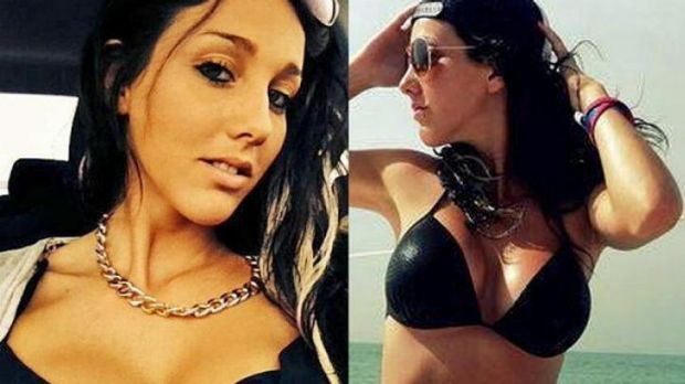 Stéphanie Beaudoin is being labelled the world's sexiest criminal Photo: FACEBOOK