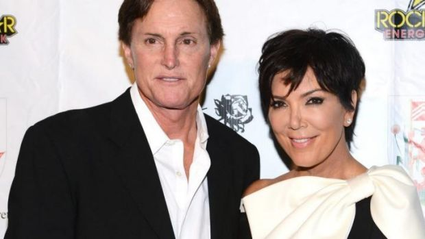 Irreconcilable differences: Bruce and Kris Jenner are calling it quits.