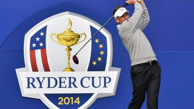 Ian Poulter of England thrives in the Ryder Cup cauldron.