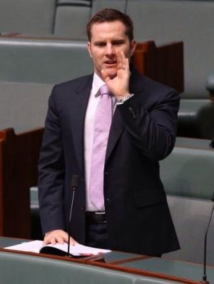 "Liberal MP Alex Hawke says the ""ABC let the team down by entertaining...conspiracies"" on last week's terror raids."