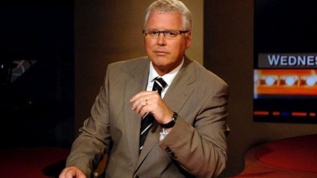 Tony Jones: The <i>Lateline</i> co-host plays a key role in setting the political agenda.
