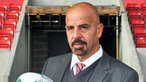 Deep pockets: Marwan Koukash says there are many opportunities for him to get involved in an NRL club.