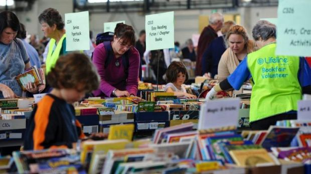 Canberrans love to read more than anywhere else in Australia.