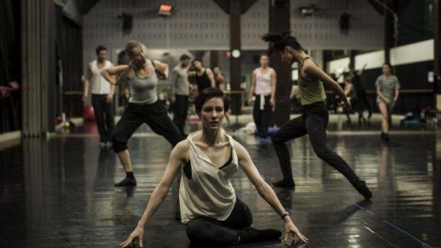 Greek master: Choreographer Andonis Foniadakis' work for Sydney Dance Company's <i>Louder Than Words</i>.