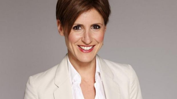 Influence extends beyond the nightly audience: <i>Lateline</i> co-host Emma Alberici.