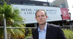 "Leichhardt mayor Darcy Byrne has accused the administrator of the Italian Forum of running an extended ""Dutch auction""."