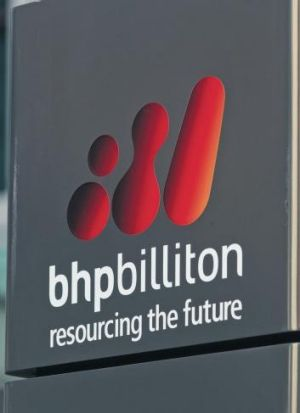BHP is taking the axe to costs.