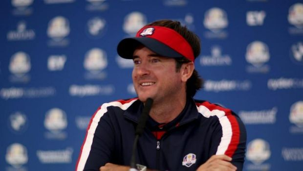 """""""I've won a few matches, lost a few matches and still haven't won a Ryder Cup, so obviously it hasn't propelled our team ..."""