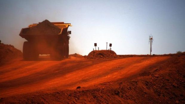 Official forecasts confirm the resources sector is set to face continuing price pressure.