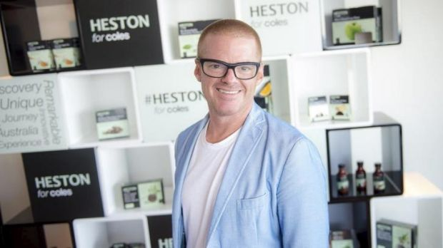 All in the planning: Christmas food can be prepared ahead of the day, says Heston Blumenthal.