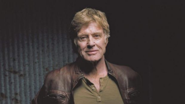 Robert Redford, who will play legendary US newsman Dan Rather in <i>Truth</i>, is rumoured to be shooting in Sydney.