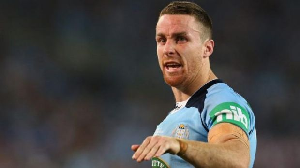 James Maloney: Back to peak form.