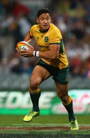 Israel Folau said the group was aware of what was at stake this weekend.