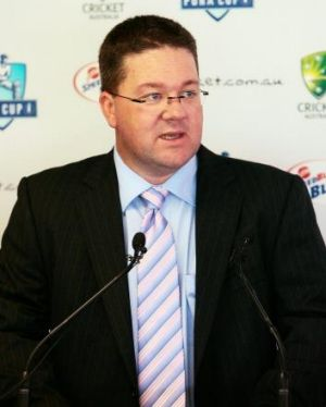 AFL Players Association boss Paul Marsh.