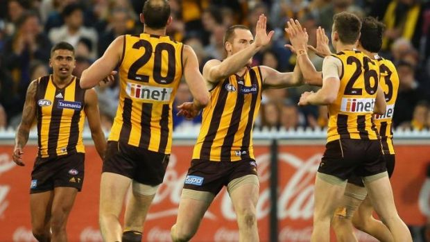 Peter Hudson doubted whether any other club could have withstood the departure of Franklin and still boast a league-best ...