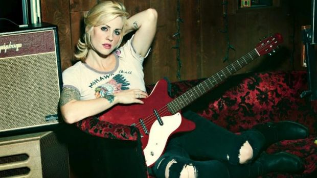 """Brody Dalle has responded strongly to accusations she """"slut-shamed"""" Iggy Azalea and Jennifer Lopez."""