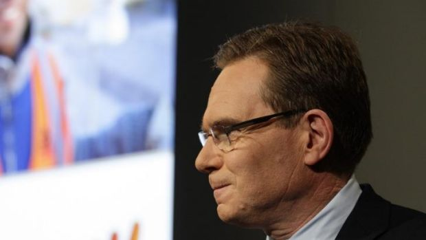 BHP revealed it had set Andrew Mackenzie a target of taking the company's full-year profits to $US13.3 billion, but the ...