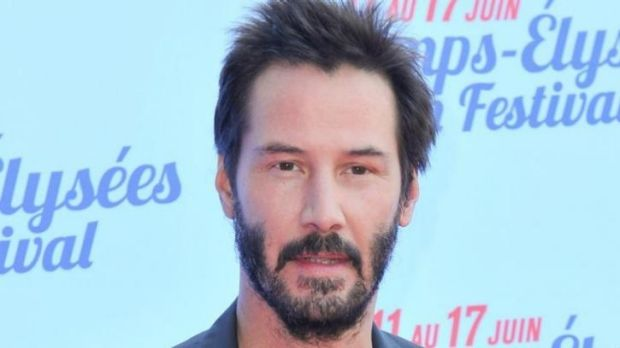 Keanu Reeves has had a couple of uninvited guests at his home.