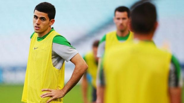 Injury will cost Tom Rogic a spot in the Asian Cup.