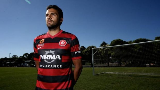 Nikolai Topor-Stanley has been named in the Socceroos' squad to face the UAE and Qatar