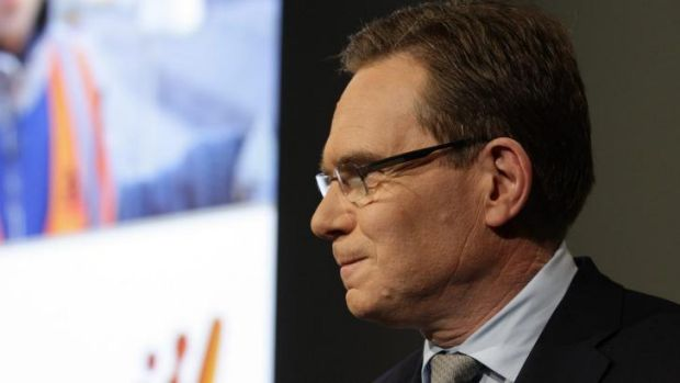 Listing backflip on the cards: BHP CEO Andrew Mackenzie