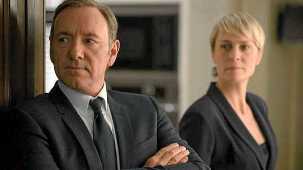 Netflix has financed its own series, including <i>House of Cards</I> (above) and <i>Orange is the New Black</I>.
