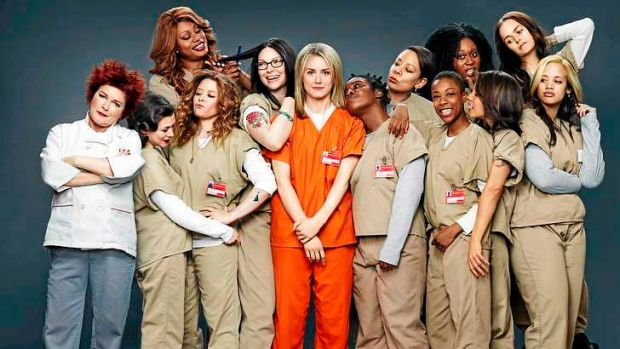 There was a spike in 'binge-watching' when series two of Netflix's <i>Orange Is the New Black</i> was released in June.