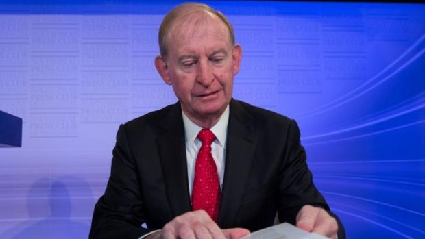 Financial system inquiry chairman David Murray's efforts to reduce the impact of a bank failure on the economy could ...