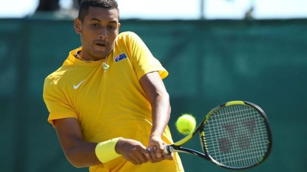 Nick Kyrgios will enter a 10-day rehabilitation program in Melbourne.