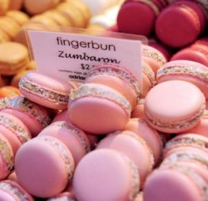 Get your fix of Adriano Zumbo macarons over the coming weekend from the Origin Energy truck.