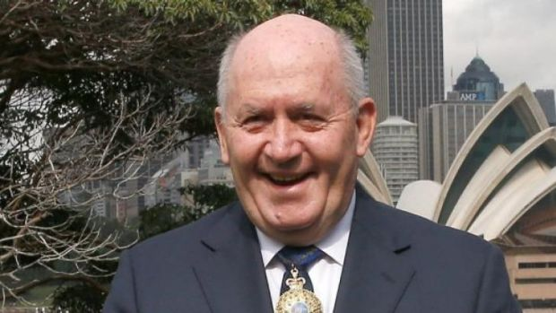 Files not released: Governor-general Sir Peter Cosgrove.