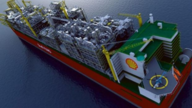BHP will adopt FLNG like Shell.