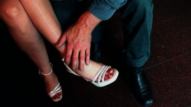 """""""Some GPs are just not comfortable with sex workers,"""" Dr van Lieshout said."""