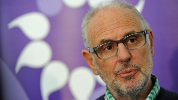 Dr Philip Nitschke, who now faces a police investigation and expulsion by the Australian Medical Association, having ...
