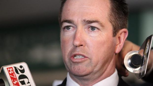 Local Government Minister Paul Toole: Plans to suspend council not taken lightly.