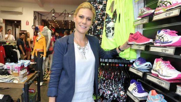 Erica Berchtold intends to bring her retail marketing skills to the Sydney FC.