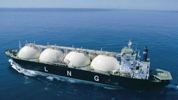 Headed overseas.. Australian gas prices are expected to skyrocket with no protection for domestic consumers.